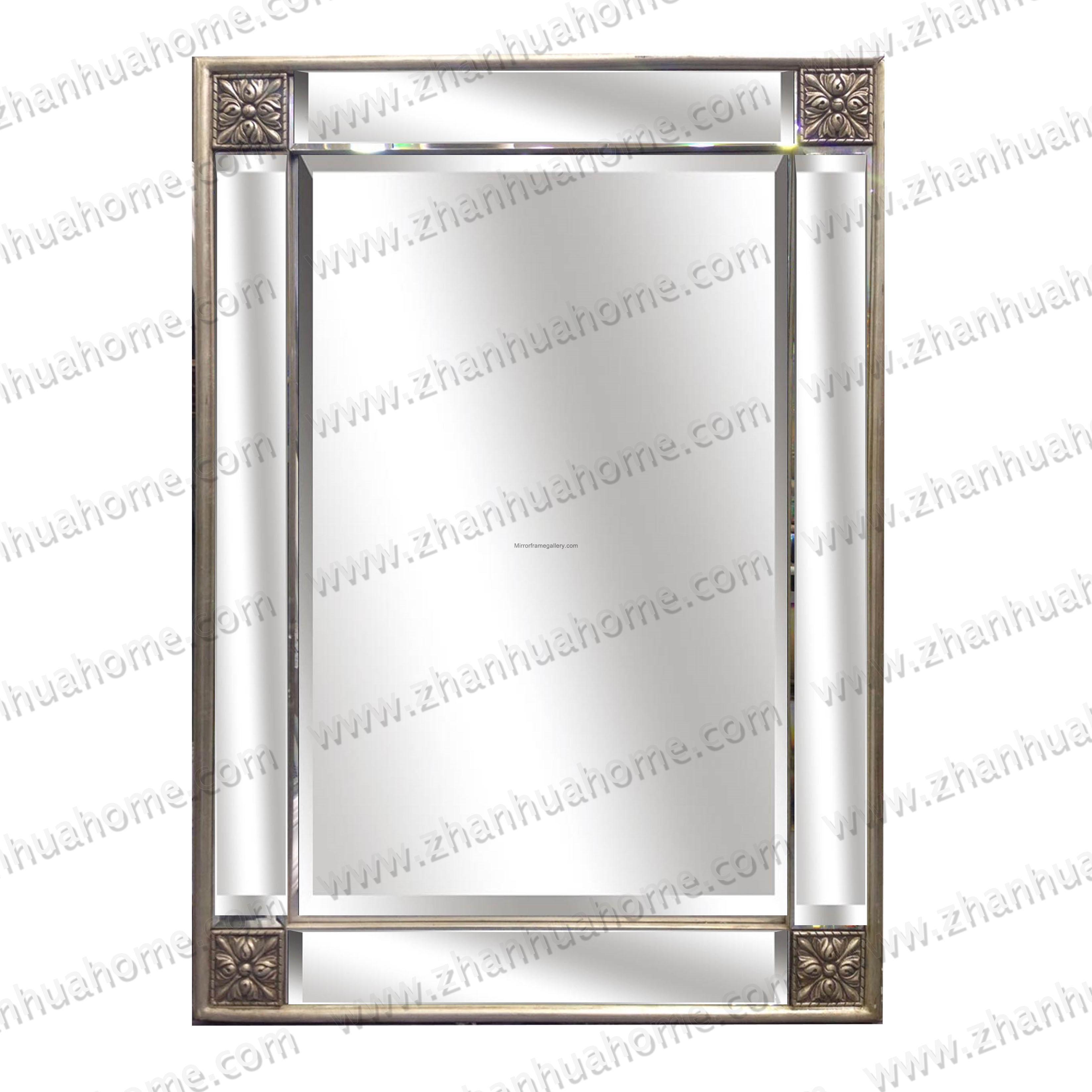 Glass Mirror Wall De
